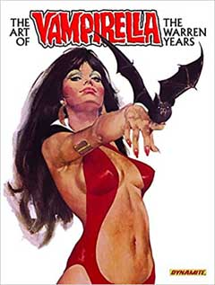 THE ART OF VAMPIRELLA: THE WARREN YEARS ワケアリ特価