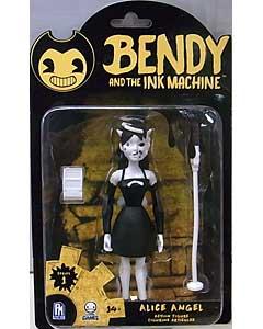 PHATMOJO BENDY AND THE INK MACHINE 5インチアクションフィギュア シリーズ1 ALICE ANGEL