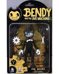 PHATMOJO BENDY AND THE INK MACHINE 5インチアクションフィギュア シリーズ1 INK BENDY