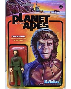 SUPER 7 REACTION FIGURES 3.75インチアクションフィギュア PLANET OF THE APES CORNELIUS