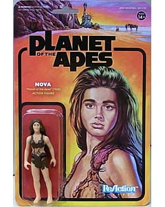SUPER 7 REACTION FIGURES 3.75インチアクションフィギュア PLANET OF THE APES NOVA
