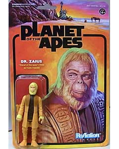 SUPER 7 REACTION FIGURES 3.75インチアクションフィギュア PLANET OF THE APES DR. ZAIUS