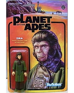 SUPER 7 REACTION FIGURES 3.75インチアクションフィギュア PLANET OF THE APES ZILA