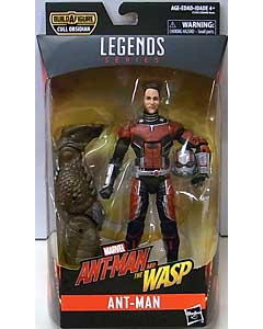 HASBRO MARVEL LEGENDS 2018 AVENGERS SERIES 5.0 映画版 ANT-MAN AND THE WASP ANT-MAN [CULL OBSIDIAN SERIES]