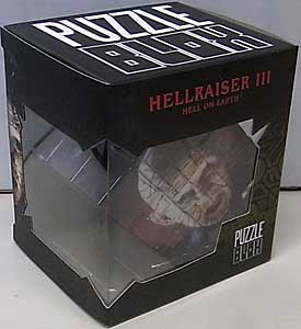 MEZCO PUZZLE BLOX HELLRAISER III: HELL ON EARTH PINHEAD