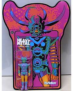 SUPER 7 REACTION FIGURES 3.75インチアクションフィギュア HEAVY METAL LORD OF LIGHT [COSMIC CREATOR]