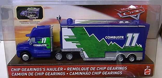 MATTEL CARS 2018 HAULER CHIP GEARINGS'S HAULER