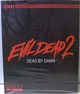 MEZCO ONE:12 COLLECTIVE EVIL DEAD II ASH