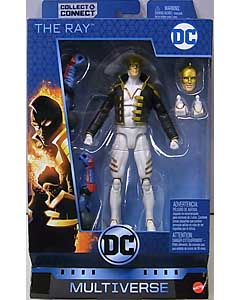 MATTEL DC COMICS MULTIVERSE 6インチアクションフィギュア DC REBIRTH THE RAY [LEX LUTHOR SERIES]