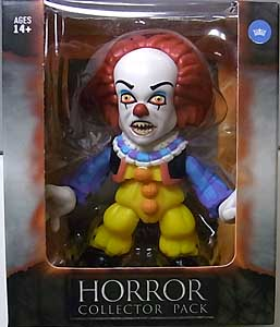 THE LOYAL SUBJECTS HORROR COLLECTOR PACK PENNY WISE [FANGS] [ORIGINAL]