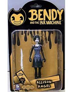 PHATMOJO BENDY AND THE INK MACHINE 5インチアクションフィギュア シリーズ2 ALLISON ANGEL