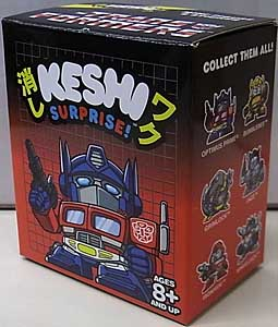 SUPER 7 KESHI SURPRISE TRANSFORMERS AUTOBOTS BLIND BOX