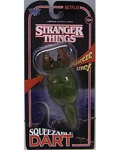 McFARLANE STRANGER THINGS SQUEEZABLE DART 台紙&ブリスター傷み特価
