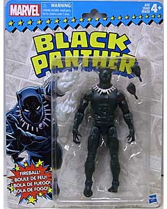 HASBRO MARVEL RETRO 6-INCH COLLECTION BLACK PANTHER
