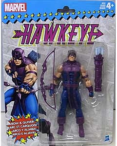 HASBRO MARVEL RETRO 6-INCH COLLECTION HAWKEYE