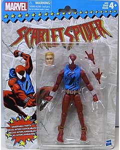 HASBRO MARVEL RETRO 6-INCH COLLECTION SCARLET SPIDER