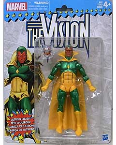 HASBRO MARVEL RETRO 6-INCH COLLECTION VISION [国内版]
