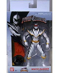 USA BANDAI POWER RANGERS LEGACY COLLECTION 6インチアクションフィギュア DINO THUNDER WHITE RANGER