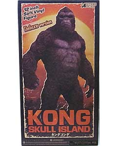 STAR ACE KONG: SKULL ISLAND 12INCH SOFT VINYL FIGURE KONG DELUXE VERSION