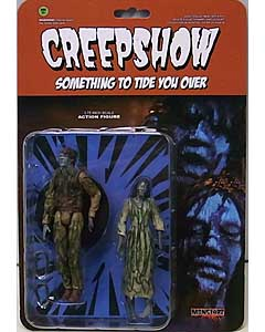 AMOK TIME MONSTARZ 3.75インチアクションフィギュア CREEPSHOW SOMETHING TO TIDE YOU OVER 2PACK 台紙傷み特価