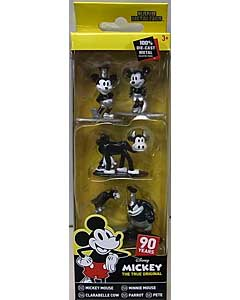 JADA TOYS NANO METALFIGS MICKEY THE TRUE ORIGINAL 5PACK
