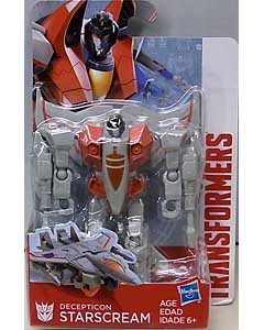 HASBRO TRANSFORMERS AUTHENTICS 4.5インチフィギュア DECEPTICON STARSCREAM