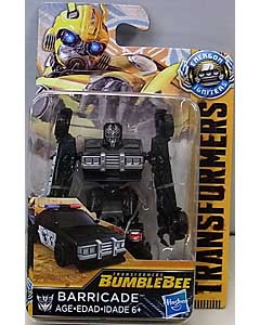 HASBRO 映画版 TRANSFORMERS BUMBLEBEE ENERGON IGNITERS SPEED SERIES BARRICADE ブリスター傷み特価
