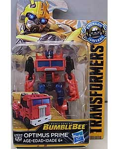 HASBRO 映画版 TRANSFORMERS BUMBLEBEE ENERGON IGNITERS SPEED SERIES OPTIMUS PRIME