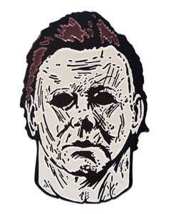 TRICK OR TREAT STUDIOS ENAMEL PIN HALLOWEEN 2018 MICHAEL MYERS