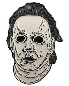 TRICK OR TREAT STUDIOS ENAMEL PIN HALLOWEEN 6 THE CURSE OF MICHAEL MYERS