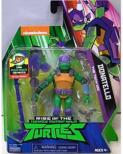 PLAYMATES RISE OF THE TEENAGE MUTANT NINJA TURTLES ベーシックフィギュア DONATELLO 台紙傷み特価