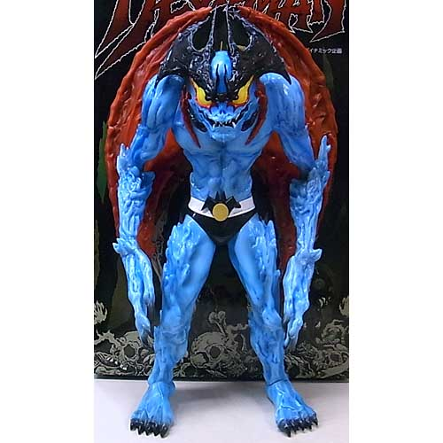 UNBOX INDUSTRIES x MIKE SUTFIN: DEVILMAN VINYL FIGURE