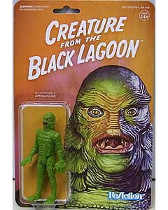 SUPER 7 REACTION FIGURES 3.75インチアクションフィギュア UNIVERSAL MONSTERS CREATURE FROM THE BLACK LAGOON