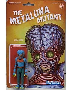 SUPER 7 REACTION FIGURES 3.75インチアクションフィギュア UNIVERSAL MONSTERS METALUNA MUTANT