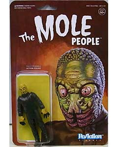 SUPER 7 REACTION FIGURES 3.75インチアクションフィギュア UNIVERSAL MONSTERS MOLE MAN
