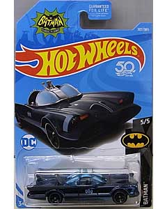 MATTEL HOT WHEELS 1/64スケール 2018 BATMAN TV SERIES BATMOBILE #307