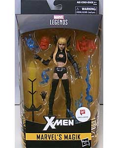 HASBRO MARVEL LEGENDS 2018 WALGREENS限定 X-MEN MARVEL'S MAGIK