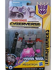 HASBRO アニメ版 TRANSFORMERS CYBERVERSE WARRIOR CLASS MEGATRON