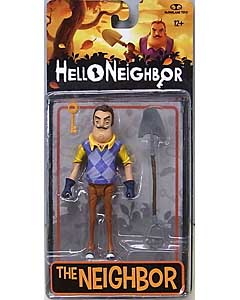 McFARLANE TOYS HELLO NEIGHBOR 5インチアクションフィギュア THE NEIGHBOR