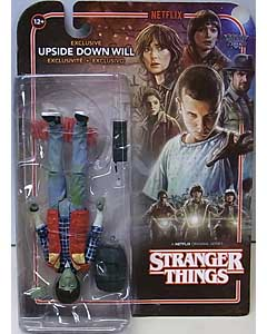 McFARLANE STRANGER THINGS 7インチアクションフィギュア UPSIDE DOWN WILL
