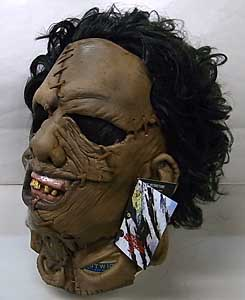 TRICK OR TREAT STUDIOS ラバーマスク THE TEXAS CHAINSAW MASSACRE 2 LEATHERFACE