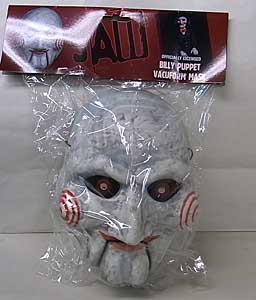 TRICK OR TREAT STUDIOS バキュームフォームマスク SAW BILLY PUPPET