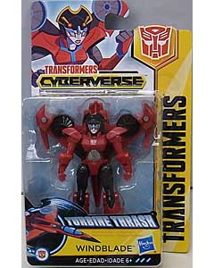 HASBRO アニメ版 TRANSFORMERS CYBERVERSE SCOUT CLASS WINDBLADE