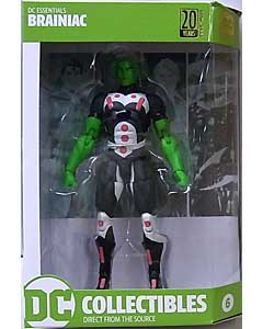 DC COLLECTIBLES DC ESSENTIALS BRAINIAC
