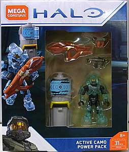 MEGA CONSTRUX HALO ACTIVE CAMO POWER PACK