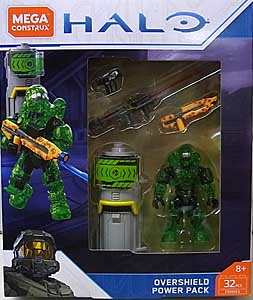 MEGA CONSTRUX HALO OVERSHIELD POWER PACK