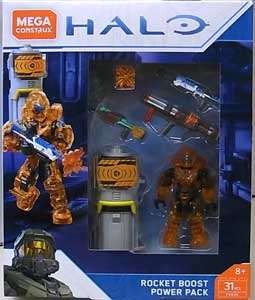 MEGA CONSTRUX HALO ROCKET BOOST POWER PACK