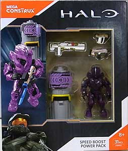 MEGA CONSTRUX HALO SPEED BOOST POWER PACK