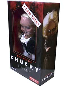 MEZCO CHILD'S PLAY 15インチ TIFFANY [BRIDE OF CHUCKY] 2018 パッケージ傷み特価