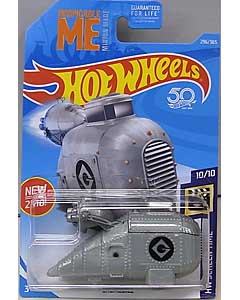 MATTEL HOT WHEELS 1/64スケール 2018 HW SCREEN TIME DESPICABILE ME GRUMOBILE #296